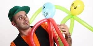 Palloncini compleanno bambini- Polipo Gigante