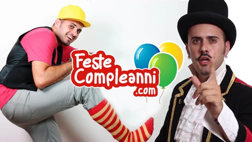 Feste Compleanni - Mr. Nany