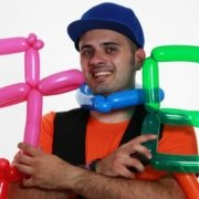 Balloon Art Number - Numeri con i Palloncini dal 6 al 10