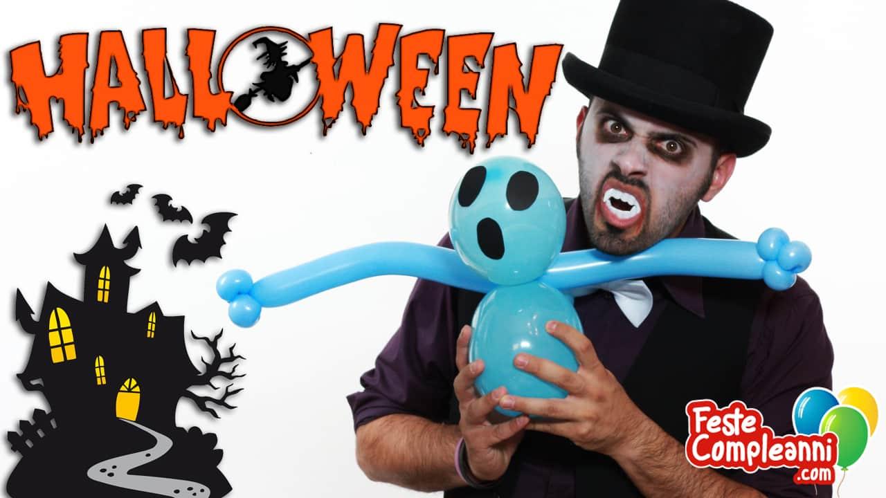 Festa di Halloween - Il Fantasma