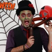 Decorazioni per Halloween - Il Ragno
