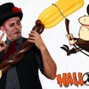 Accessori per Halloween - La scopa della Strega