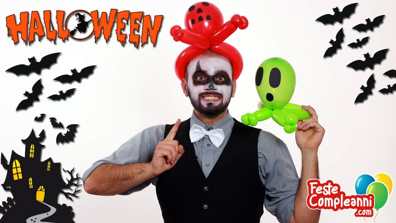 Halloween fai da te - Corona di Halloween