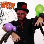 Idee Decorazioni Halloween - Il Bracciale Ragno