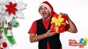 Regalo di Natale - Decorare con i Palloncini