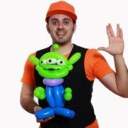 Personaggi Toy Story - L'alieno con i Palloncini