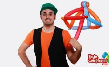 Ombrello - Creazioni Palloncini