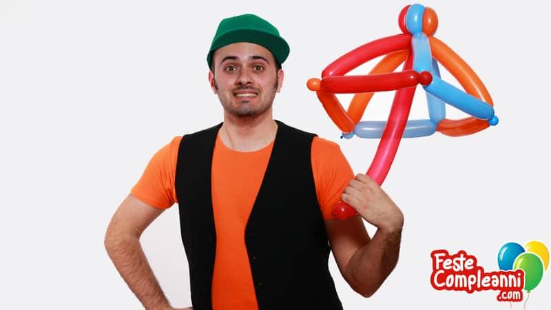 Creazioni Palloncini - L'Ombrello