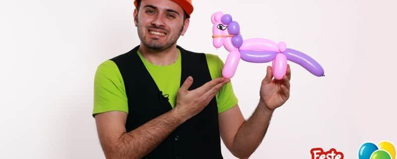 Sculture con Palloncini Modellabili - Il Mini Pony