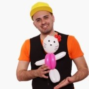 Hello Kitty Balloon - Sculture di Palloncini