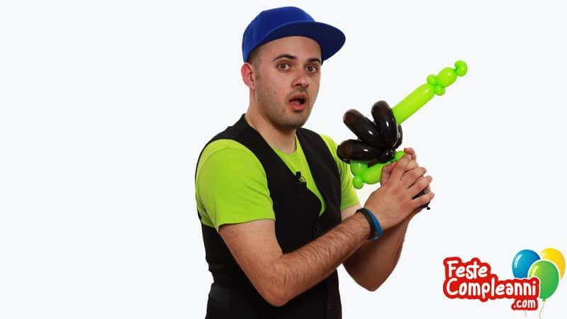 Sculture Palloncini Modellabili- Pistola Laser