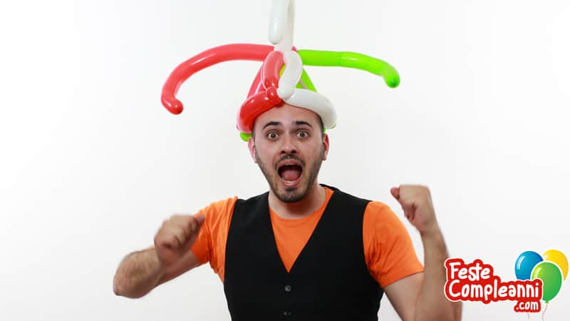 Balloon Hat - Cappello mondiali 2014