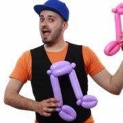 Allestimento con palloncini - La Nota Musicale