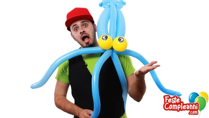 Palloncini per bambini - palloncini modellabili