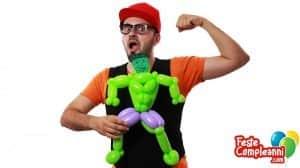Hulk Balloon - Palloncino Marvel