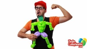 Hulk Balloon - Palloncino Marvel