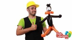 Daffy Duck Balloon - Animazione Compleanni