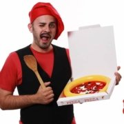 Balloon Art Pizza - Decorare con Palloncini
