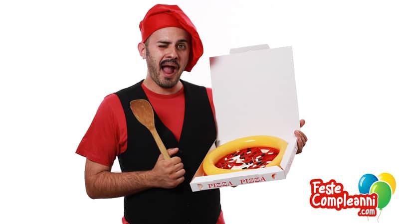 Balloon Art Pizza - Decorare con Palloncini