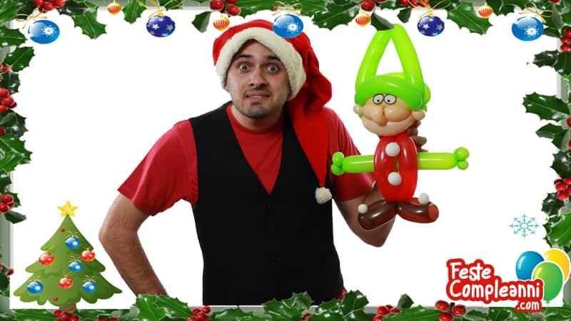 Natale Fai da te - Sculture con Palloncini