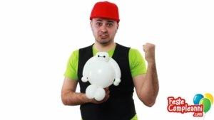 Big Hero 6 Balloon - Palloncino Baymax