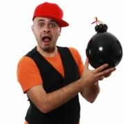 Balloon Bomb - Bomba con palloncini