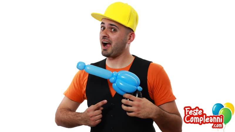 Animatore Feste - Pistola Sceriffo Mr. Nany