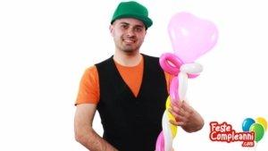 Scettro Regina Palloncino - Balloon Art