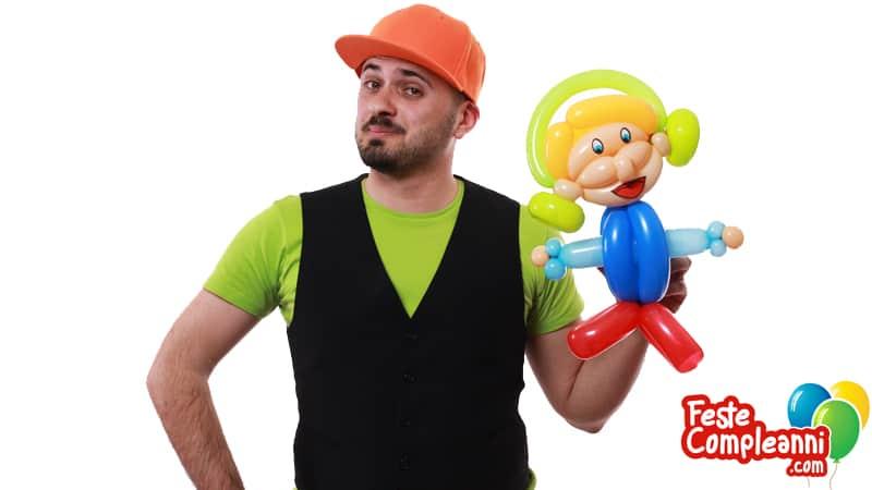 Pewdiepie Mascotte Balloon - Palloncino