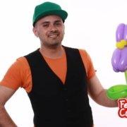 Violetta con Palloncini - Balloon Art