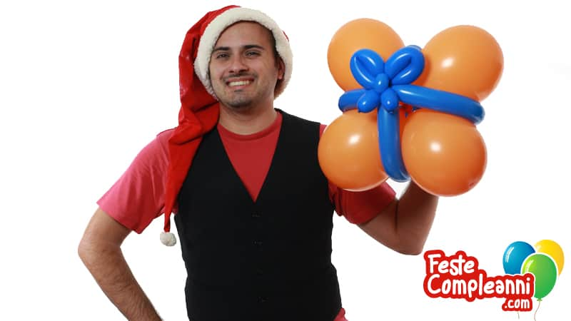 Idea Regalo Natale - Balloon Art