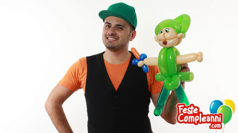 Peter Pan Tutorial - Balloon art