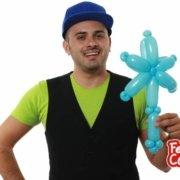 Palloncino Frozen - Scettro di Ghiaccio