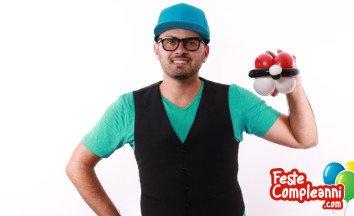 Pokemon go Pokeball - Scultura con Palloncini