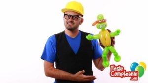 Tartarughe Ninja Palloncino - Ninja Turtles Balloon