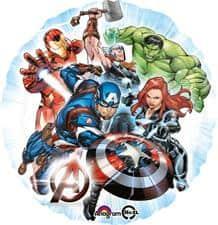 Avengers-mylar