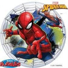 BUBBLE-Spiderman