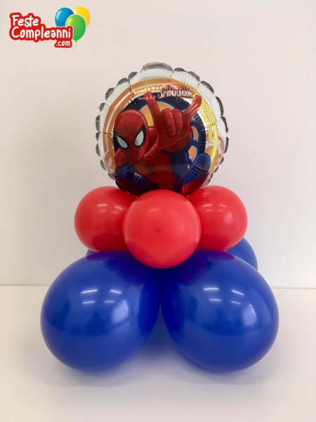 palloncino-spiderman