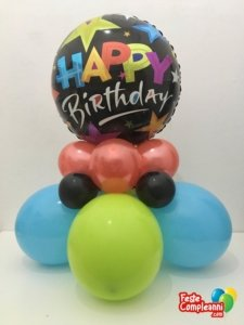 palloncino happy birthday