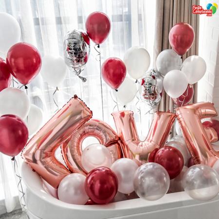 palloncini vasca da bagno