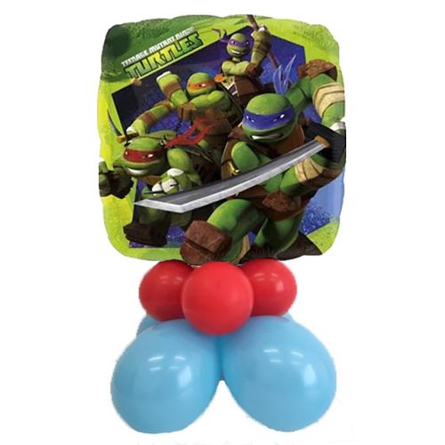 centrotavola tartarughe ninja