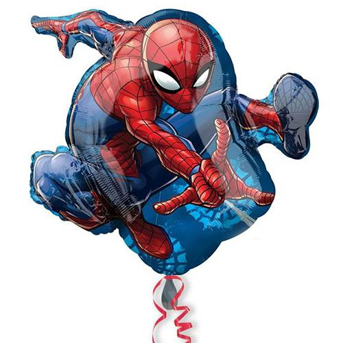 palloncino spiderman ELIO mylar