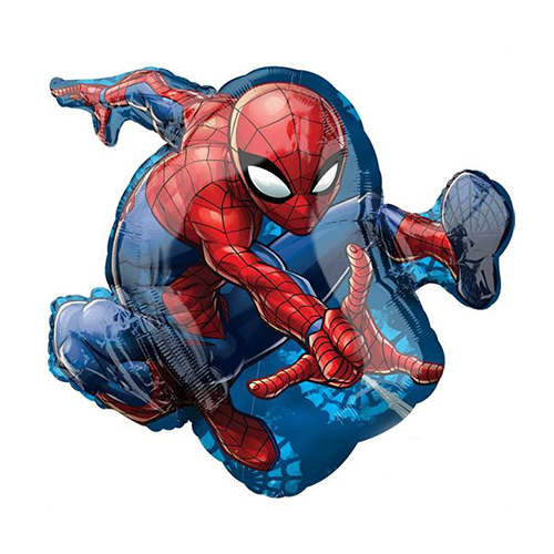 palloncino spiderman mylar