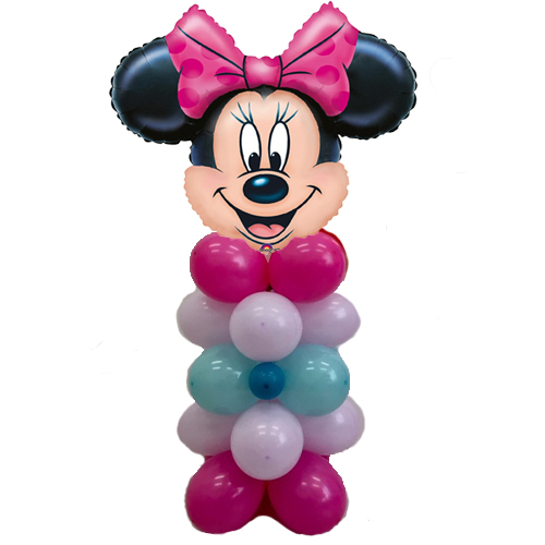 colonna-minnie palloncini