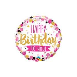 happy birthday palloncino abano
