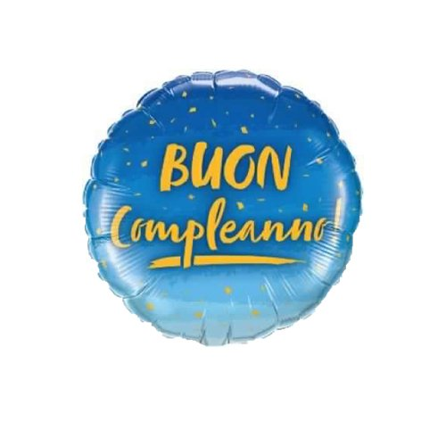 palloncino happy birthday