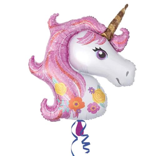 palloncino unicorno elio